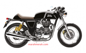 Enfield Continental GT Black