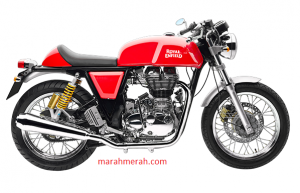 Royal Enfield Continental GT Red