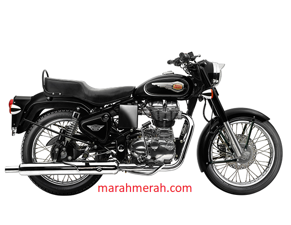 Royal Enfield Bullet-500 EFI Black