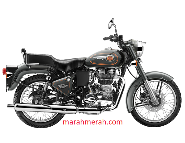 Royal Enfield Bullet-500 EFI Marsh Grey
