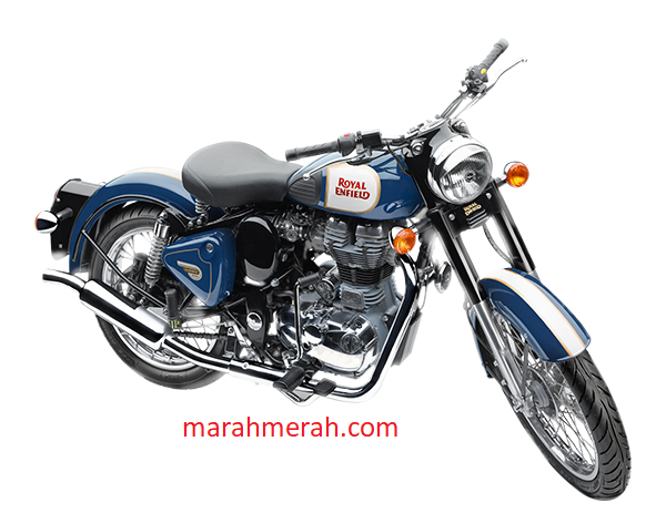 Royal Enfield Classic 500 Blue