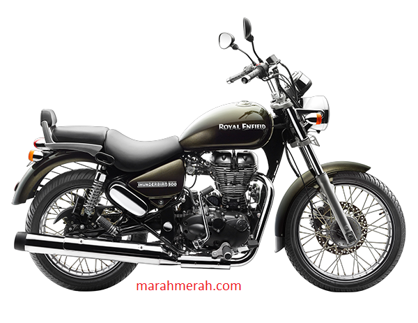 Royal Enfield Rumbler 500 Black