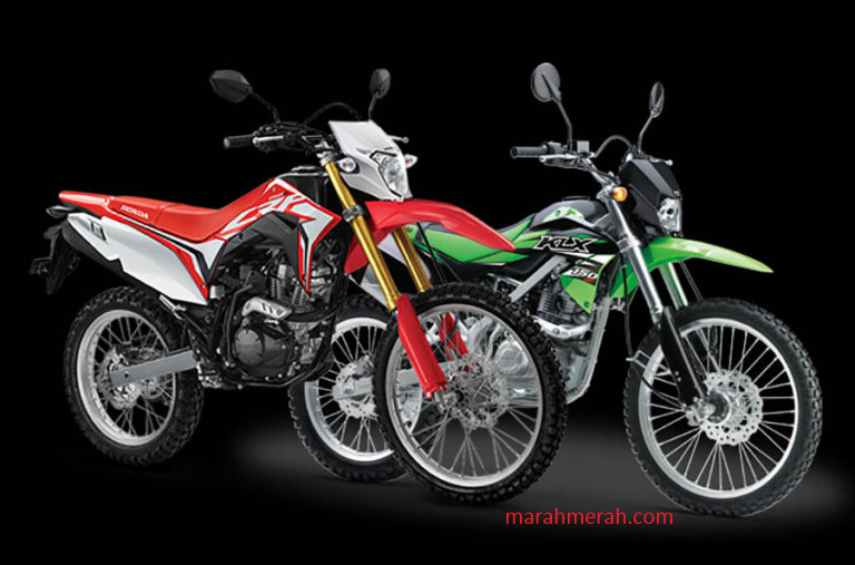 CRF 150L Vs KLX 150 BF