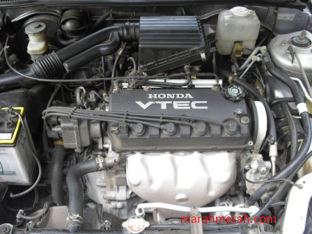 Mesin V-Tech Honda City Type Z