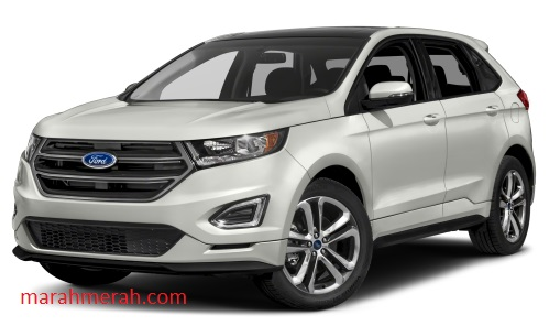 All New Ford Edge Limited Edition