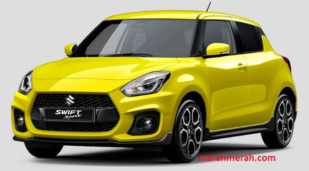 Suzuki All New Swift 2019