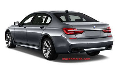 BMW 7 Series L 7 View