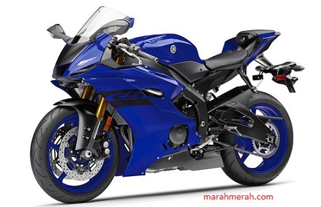 All New YAMAHA R6