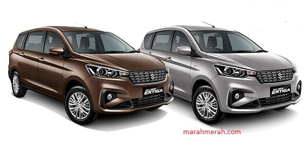 All New Suzuki Ertiga 2019 Review