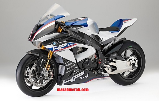 BMW HP4 Race Dimensi