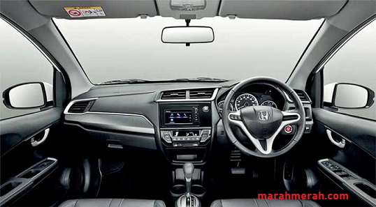 Dashboard Honda BRV 2018